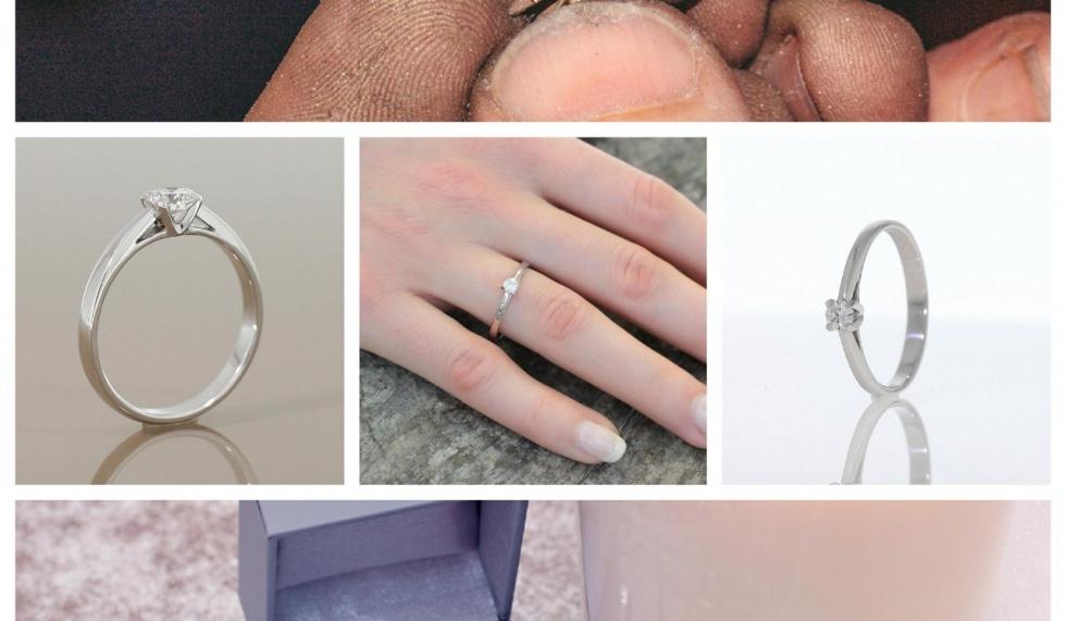 Prečo si nechať vyrobiť zásnubné prstene na zákazku
