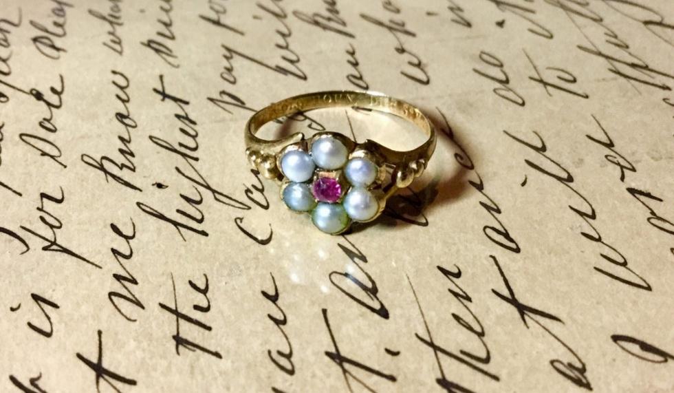 História zásnubných prsteňov