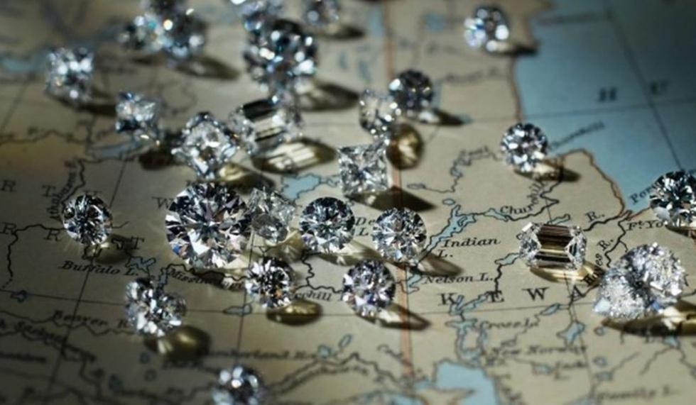 Diamantové veľmoci: Odkiaľ pochádza väčšina diamantov?